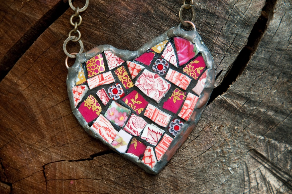 Mosaic Art Jewelry