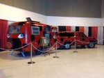 The Ladybug Truck and Trailer at the International Auto Show