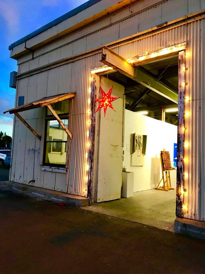 Holiday Bazaar at Mare Island Art Studios