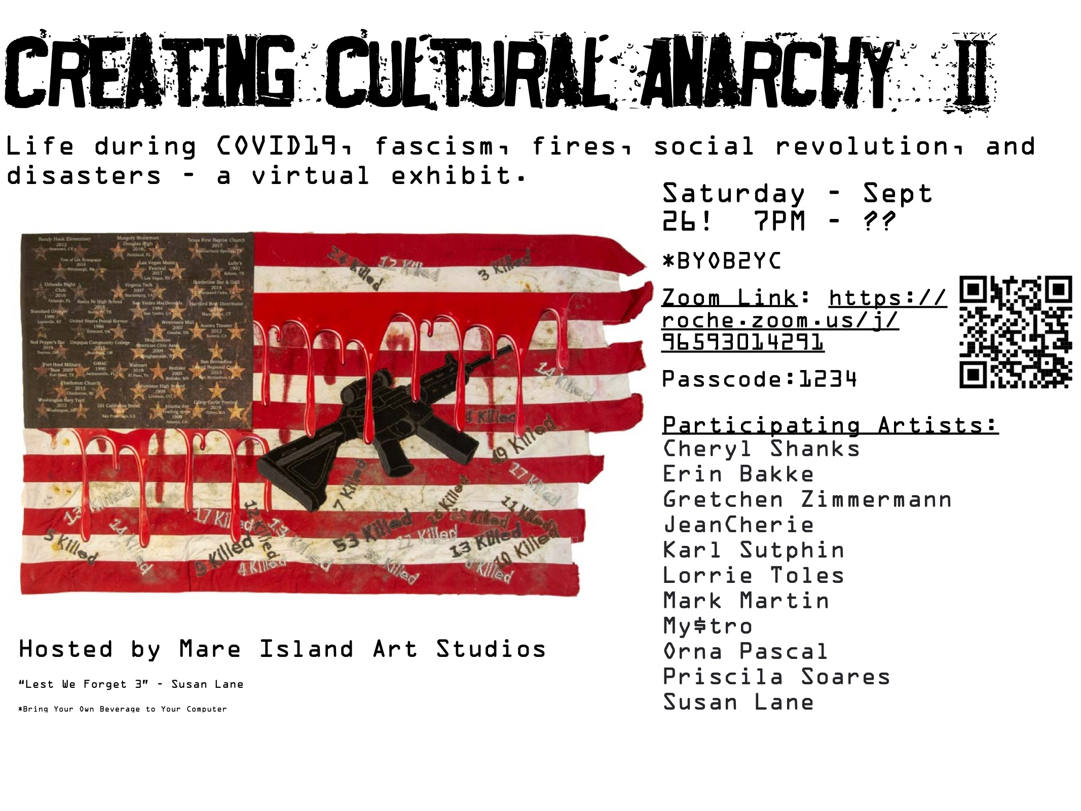 Creating Cultural Anarchy II