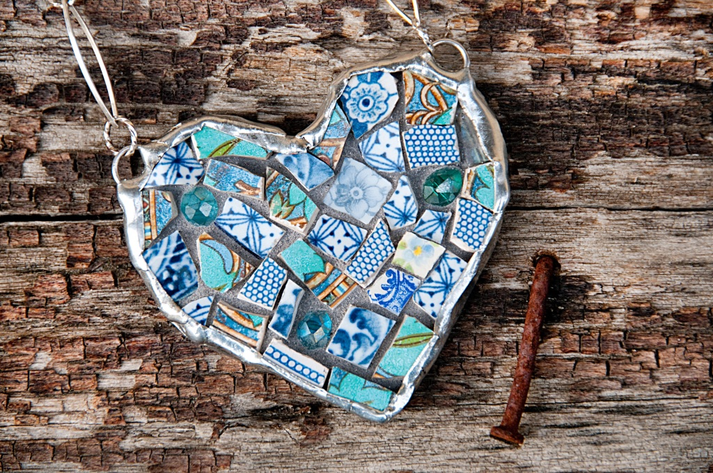 Mosaic Art Jewelry
